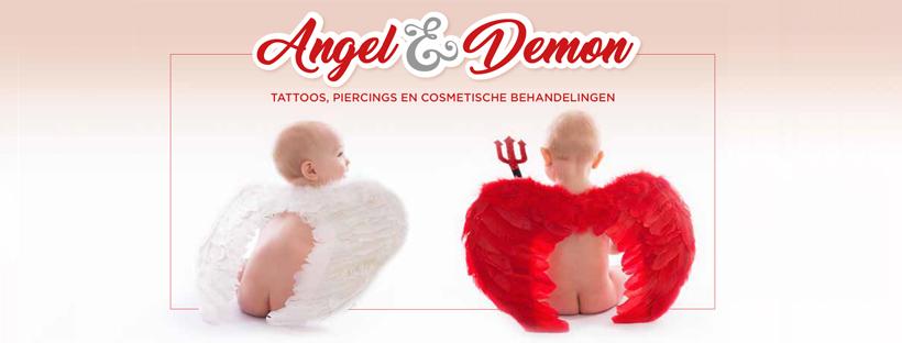 Angel & Demon Beeldmerk